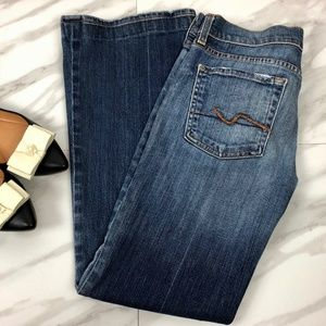 7FAMK Flare Jeans - Size 29